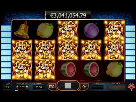 สล็อตฟรี Joker Millions ลุ้นรับแจ็คพอตง่ายๆ