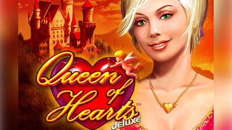 สล็อต งบน้อย ที่คุณต้องลอง Queen of Hearts Deluxe